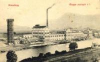 A rimaszombati papírgyár