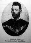 Szterényi József kereskedelemügyi államtitkár
