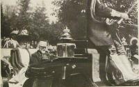 Hohenberg Zsófia és a román király