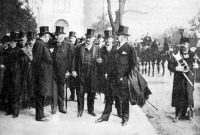 Kossuth Ferencz. Az utakra utaló utasítások úttörője