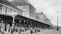 A debreczeni vasútállomás