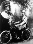 Motorbicziklisták a hadseregben