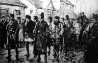 A romániai parasztlázadás