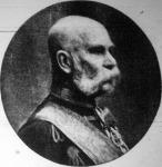 Ferenc József legújabb portréja, 1907