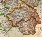 Belényesi járás térképe 1910-ből