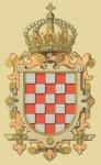 Az eredeti horvát címer