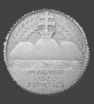 A Magyar Úszószövetség érme 1907-ből