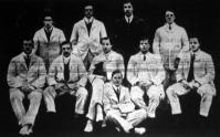 A Cambridge nyolcas evezős csapata