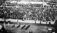 Olimpiai versenyek a Panathinaiko Stadionban
