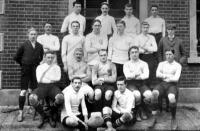 Rugby csapat 1906-ból