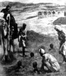 A beduinok homokba ásott betegei