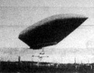 A Lebaudy-féle léghajók őse