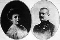 Henriette főhercegnő és Frigyes főherceg