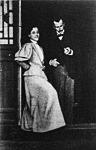 Rosthorn Arturné, a teheráni magyar-osztrák követ felesége