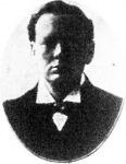 A fiatal Churchill