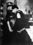 Steinhellné és leánya