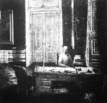 A király dolgozószobájában