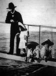 Az olasz király és gyermekei