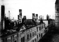 Tűz Veszprémben