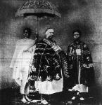 Taitu, Menelik abesszíniai császár felesége