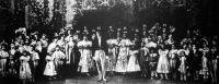 Ő Felsége a király császári jubileumán megjelent az összes fiatal főherceg