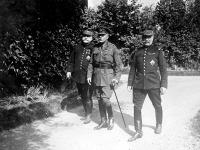 Joffre főparancsnok az elzászi harcok idején még támadó háborút tervezett