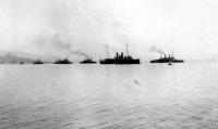 Brit blokád a németek ellen