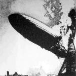 Zeppelin léghajó harcban
