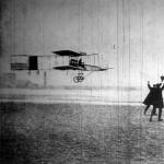 A diadalmas repülés 1908. januárban