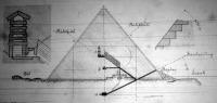 A piramis tájolásának kiszámitása