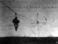 Hajótöröttek mentése a rakéta-gép segitségével