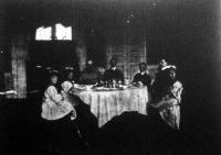 Frigyes Ágost szász király családja körében