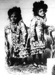 Blazsek Róza és Jozefa hat éves korukban