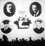 A léghajózás négy áldozata