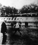 Mudin István, a pentatlon három versenyét nyerte meg