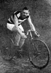 Bäumler Ede, az idei kerékpáros derby győztese
