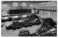 Resicai vasmű egyik gépterme