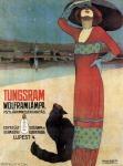 Tungsram izzó plakát