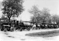 Olajszállítás a XX. század elején