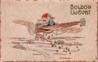 Az 1910-es évek legnagyobb újdonsága a repülőgépek megjelenése.