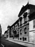 A DGT Pécsi Bányaigazgatóságának épülete
