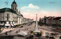 Arad belvárosa