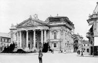 A nagyváradi Szigligeti Színház.