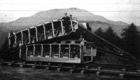 Az egymáson áthaladó villamos vasutak