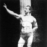 Sandow, birkózó bajnok