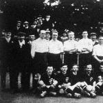 Anglia-Magyarország válogatott csapatai június 10-én mérkőztek egymással. A győztes az angol csapat lett 7:0 arányban.