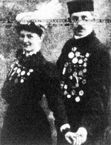 Hübler kisasszony és Bürger Henrik a kontinens legjobb műkorcsolyázó párosa