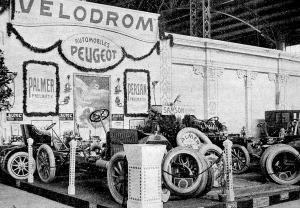 Francia gyártmányok a kiállításon