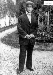 dr. Fuchs Jenő vívó