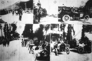 A Semmeringi  hegyi autóverseny: